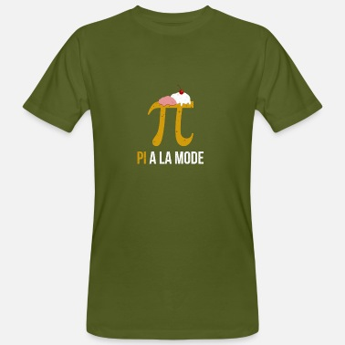Alas Pi Ala fashion ice cream - Men's Organic T-Shirt