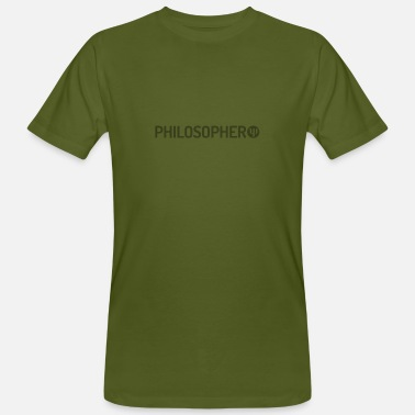 Philosopher Philosopher - Men's Organic T-Shirt