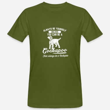 Cockapoo Dog T-Shirts For Cockapoes Owners - Men's Organic T-Shirt