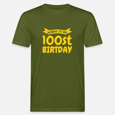 100ste Verjaardag T Shirts Online Bestellen Spreadshirt