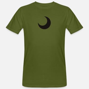 Half Moon Moon - Men's Organic T-Shirt