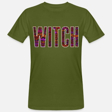 Witch Witch witch witches halloween gift - Men's Organic T-Shirt