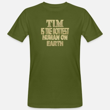 Tim Tim - Men's Organic T-Shirt