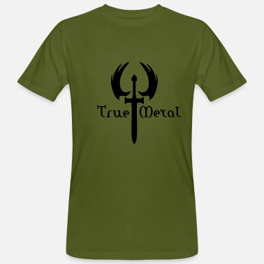 True Metal True metal - Men's Organic T-Shirt