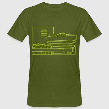 Guggenheim Museum New York - Men's Organic T-shirt