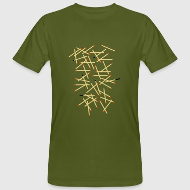 Matches - Men's Organic T-shirt