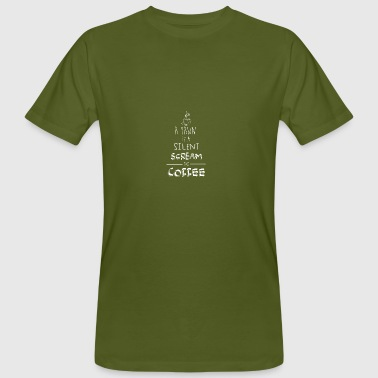 COFFEE - Men's Organic T-shirt