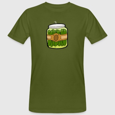 cucumbers - Men's Organic T-shirt