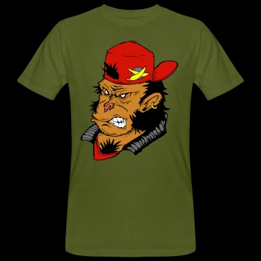 Monkey Funky - Men's Organic T-shirt