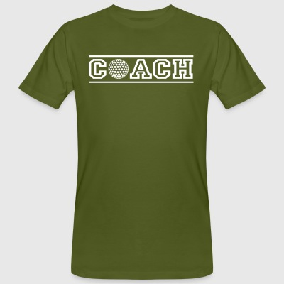 Golf coach - Men's Organic T-shirt