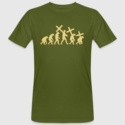 evolution - Ekologisk T-shirt herr