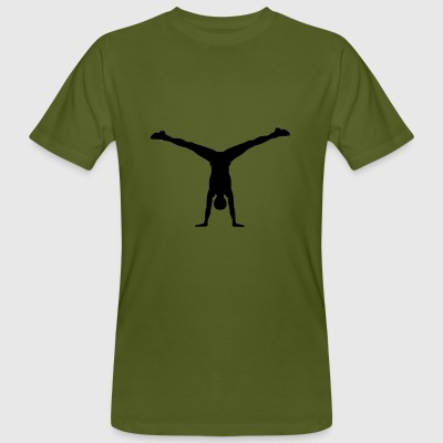 2541614 10971447 yoga - Men's Organic T-shirt