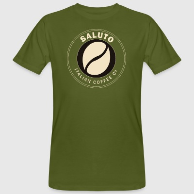 Saluto Coffee Edinburgh - Men's Organic T-shirt