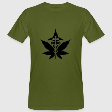 Medical Marijuana - Men's Organic T-shirt
