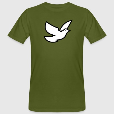peace Dove - Men's Organic T-shirt