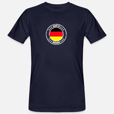 Harburg HARBURG - Men's Organic T-Shirt