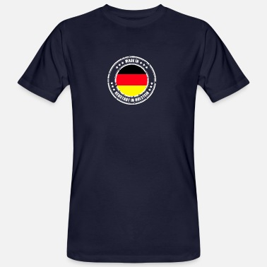 Neustadt NEUSTADT IN HOLSTEIN - Men's Organic T-Shirt