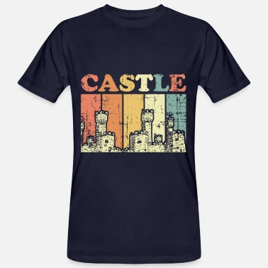 Castle Castle - Men's Organic T-Shirt