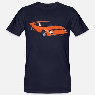 Maserati supercar - Men's Organic T-Shirt