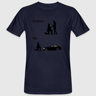 Car - Car Tuner - Tuner - Tuning - Gift - Men's Organic T-Shirt