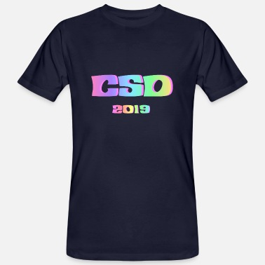 Christopher Street Day CSD 2019 * Christopher Street Day - Men's Organic T-Shirt