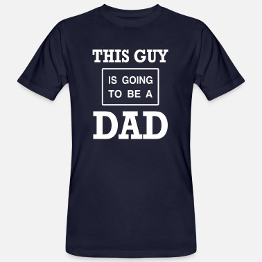 Paternity Dad / paternity - Men's Organic T-Shirt