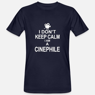Cinephile Cinephile movie lover T-Shirt - Men's Organic T-Shirt