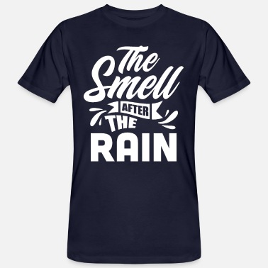Scent Scent of the rain - Men's Organic T-Shirt