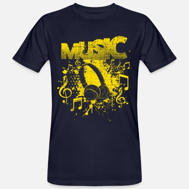 Housing music - Men's Organic T-Shirt