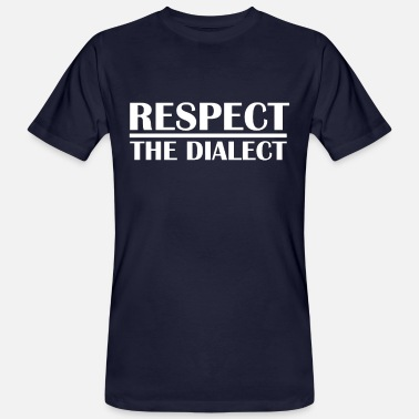 Dialect dialect - Men's Organic T-Shirt