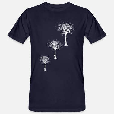 Trees Trees - Men's Organic T-Shirt
