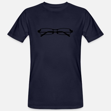Reading reading glasses - Men's Organic T-Shirt