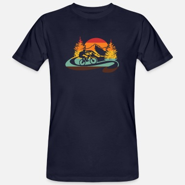 Bicycle Tour bicycle tour - Men's Organic T-Shirt