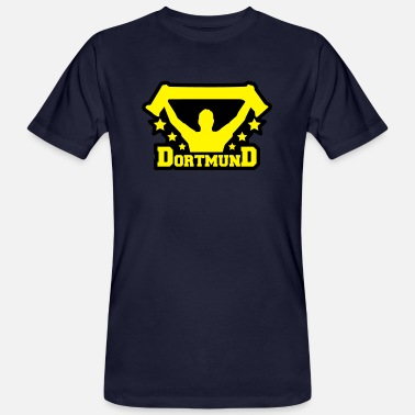 Ultras dortmund_fan_r2 - Men's Organic T-Shirt
