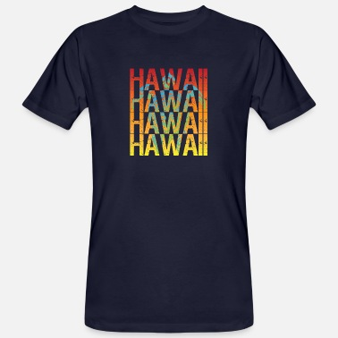 Hawaii - Men's Organic T-Shirt