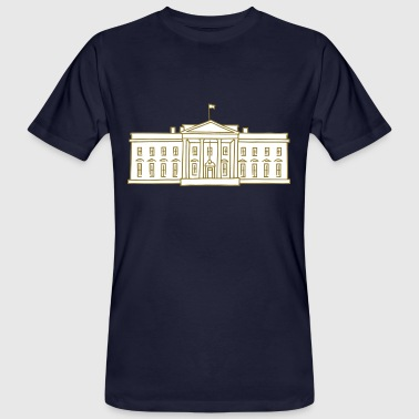 White House in Washington DC 2 - Men's Organic T-shirt