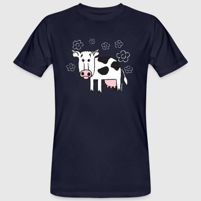 10-1A FUN COW - Men's Organic T-shirt