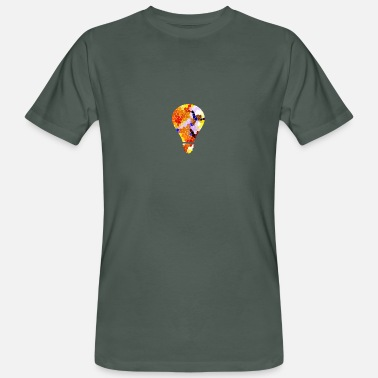 Light Bulb light bulb - Men's Organic T-Shirt