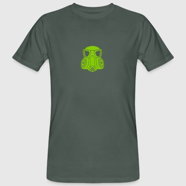 Gas mask - Men's Organic T-Shirt