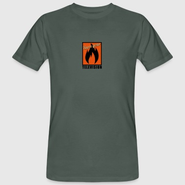 Burn your Television - Männer Bio-T-Shirt
