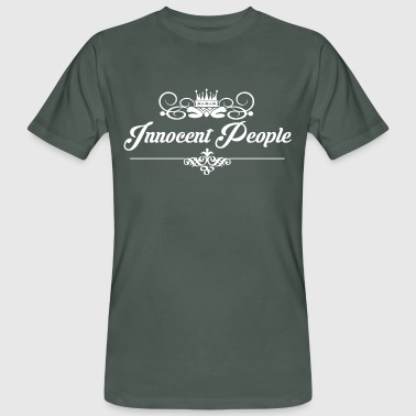 Innocent People - Men's Organic T-Shirt