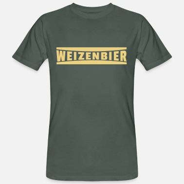 Wheat Beer wheat beer - Men's Organic T-Shirt