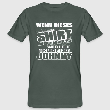 Shirt sauber - Johnny - Männer Bio-T-Shirt