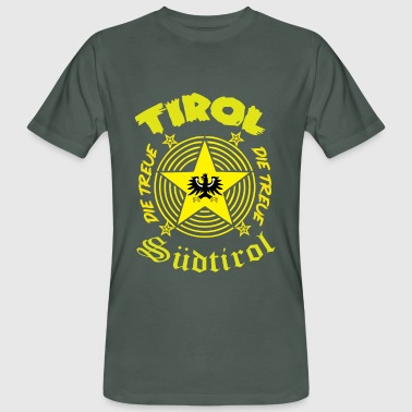 Tyrol Tyrol and South Tyrol loyalty - Men's Organic T-Shirt