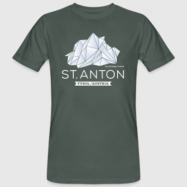 Stanton Patteriol - Men's Organic T-Shirt