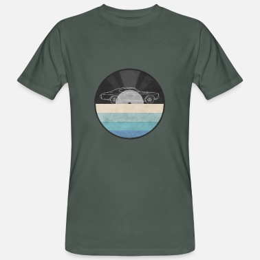 70s Car 70's record car - Men's Organic T-Shirt