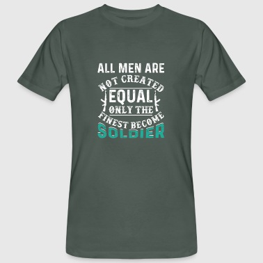 All Men Are Not Created Equal - Men's Organic T-Shirt