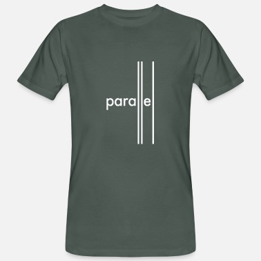 Parallel Parallel - Men's Organic T-Shirt