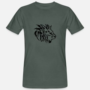 Lion Tribal Tatouage Dessin 14022 De C2b Spreadshirt