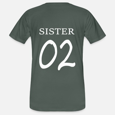 Bff Sisters Sister 02 Print / BFF Forever - T-shirt bio Homme